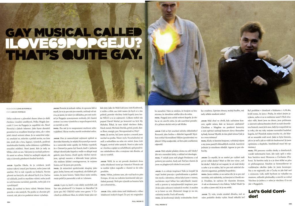 I Love 69 Popgejů_rozhovor ve Full Moonu 12/2011
